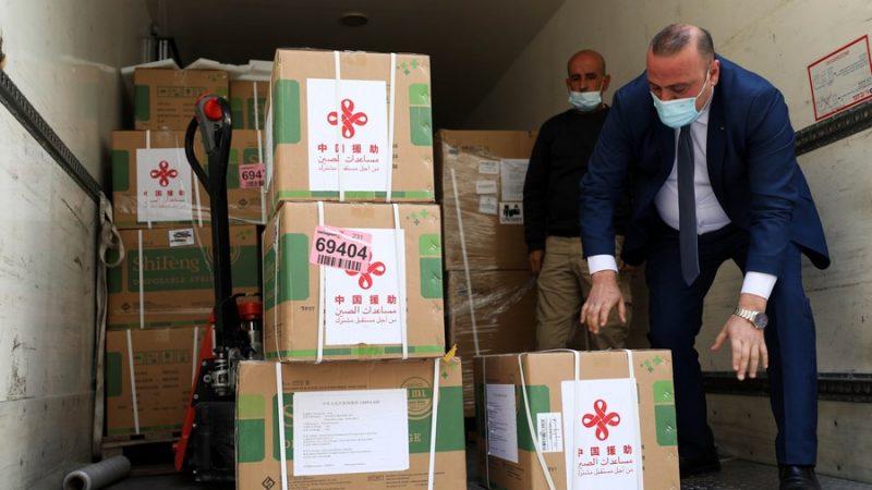 China doa vacinas contra COVID-19 à Palestina