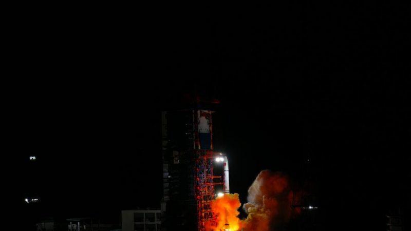 China lança novos satélites de sensoriamento remoto