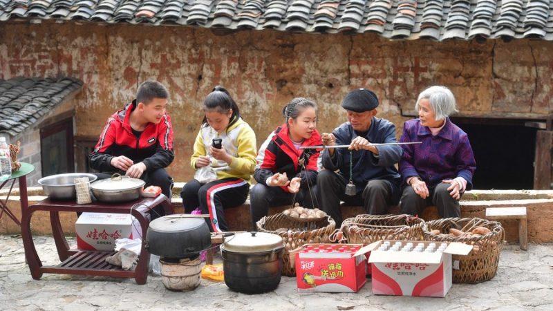 Chineses com 60 anos ou mais representam 18,7% da população total, segundo dados do último censo