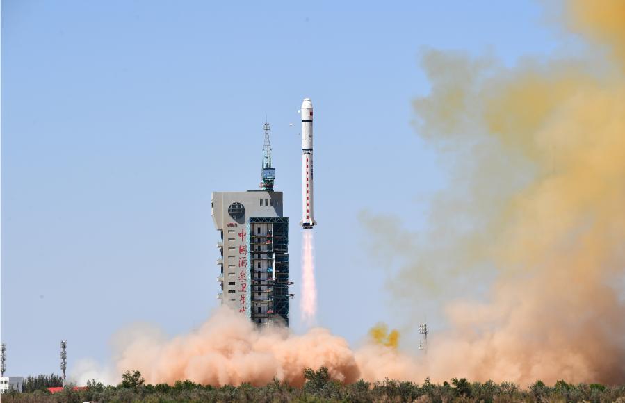 China lança satélite Tianhui I-04