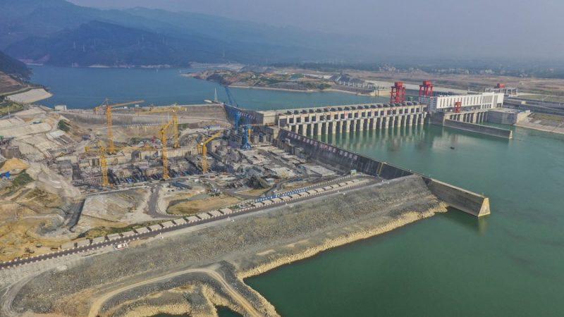 Eficiência da utilização da água na China atinge média global