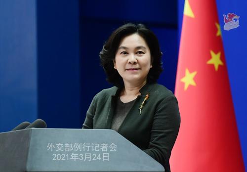 Aliança Cinco Olhos não pode representar comunidade internacional, afirma porta-voz chinesa