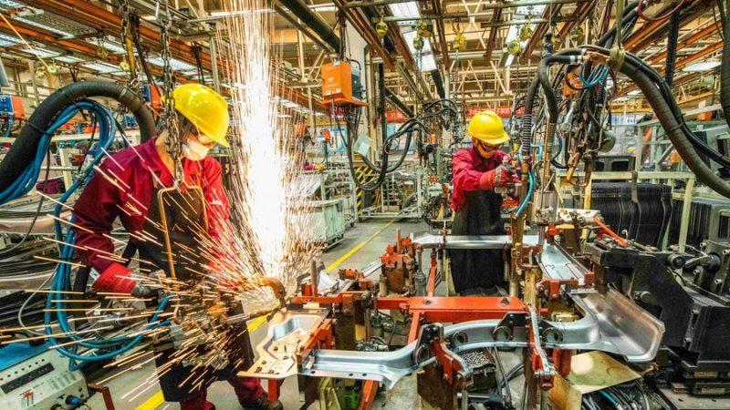 PMI manufatureiro da China chega a 51,9 em março