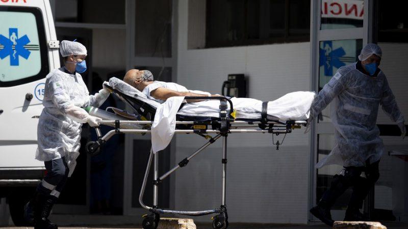Brasil supera 330 mil mortes por COVID-19