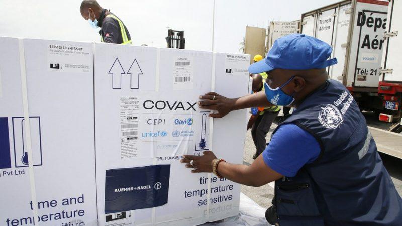 COVAX enviou mais de 36 milhões de doses de vacina COVID-19 para 86 países