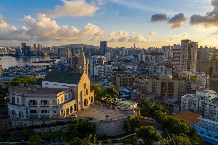 Economia de Macau se recupera com epidemia sob controle