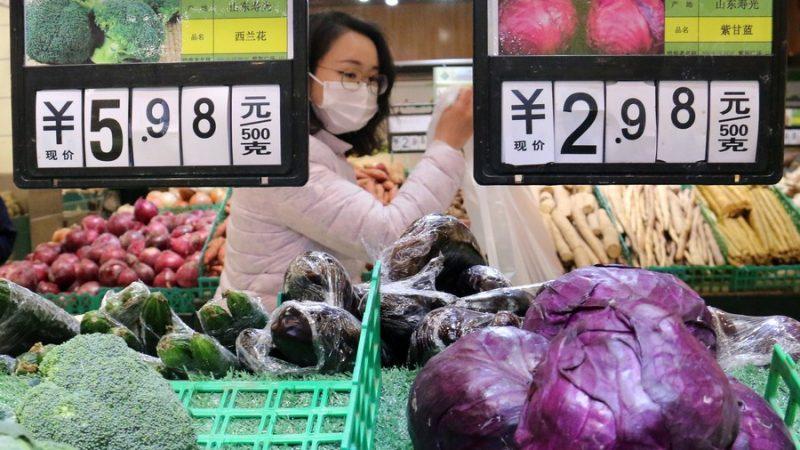 IPC da China sobe 0,4% em março