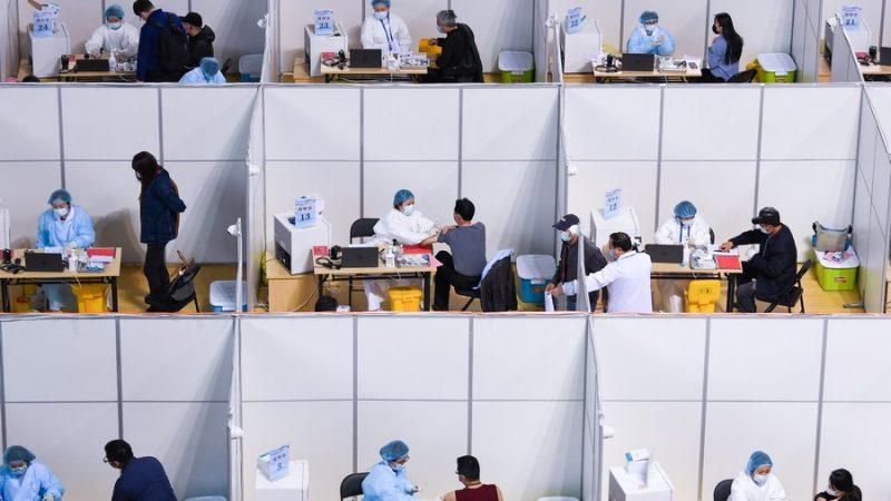 China aprova nova vacina de COVID-19 para testes clínicos
