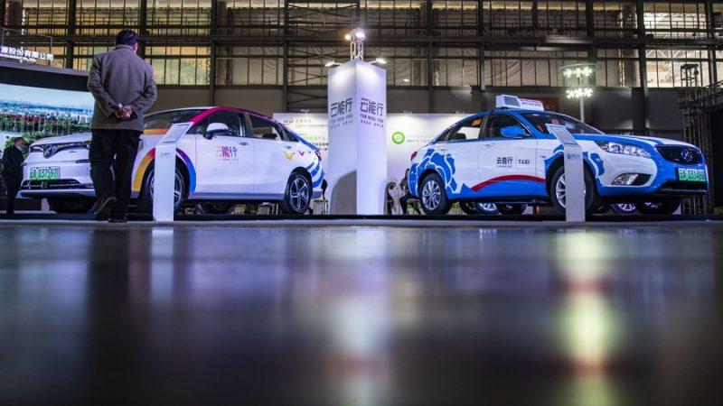 China tem salto na produção de baterias de veículos de nova energia em março