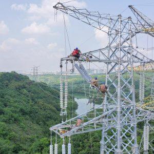 Consumo de eletricidade na China aumenta 12,5% em maio