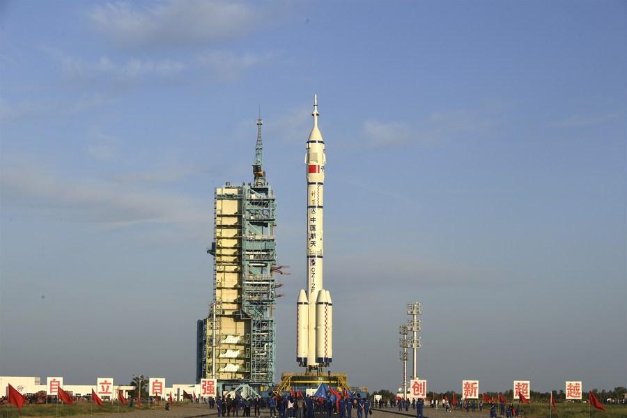 China lançará nave espacial tripulada Shenzhou-12 em 17 de junho