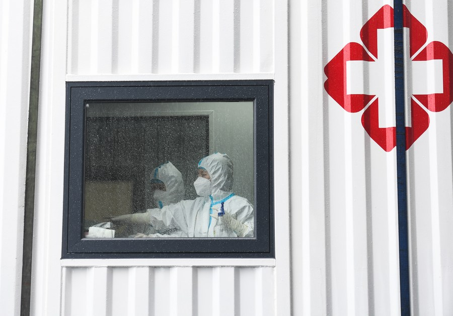 Cidade chinesa de Nanjing lança 3ª rodada de teste de ácido nucleico para todos os moradores