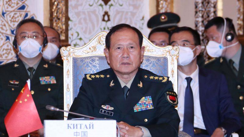 China não fará nenhuma concessão na proteção dos interesses nacionais, diz ministro da Defesa